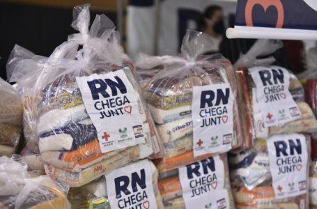 Controladoria do RN apura denúncias na entrega de cestas em programa do Governo