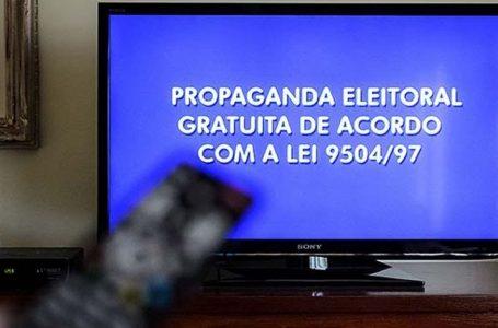 Candidatos iniciam hoje propaganda no rádio e TV