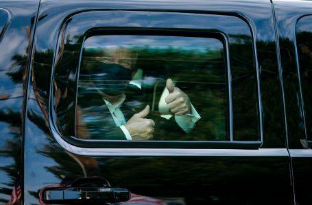 Trump vota na Flórida e Biden vai à Pensilvânia