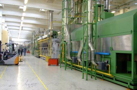 Indústria de máquinas e equipamentos aumenta vendas em setembro