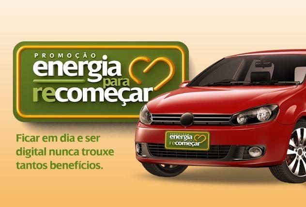 Cosern vai sortear R$ 100 mil em prêmios entre clientes com conta de energia em dia