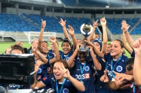 Cruzeiro de Macaíba enfrenta UDA em Maceió pelo Brasileiro de Futebol Feminino A2