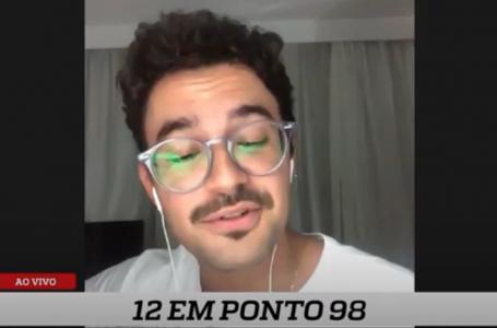 EXCLUSIVO: Potiguar escolhido pelo The Voice Brasil fala sobre os bastidores do programa