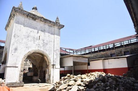 Obras do Forte dos Reis Magos custarão R$ 4,7 mi