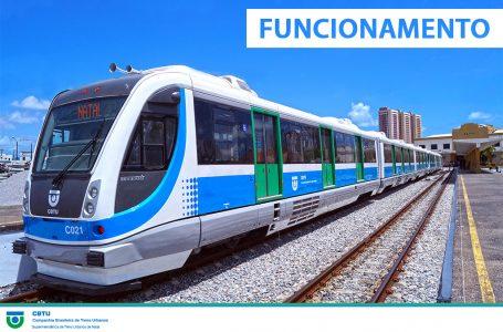 Trens Urbanos não irão funcionar no feriado de Nossa Senhora Aparecida