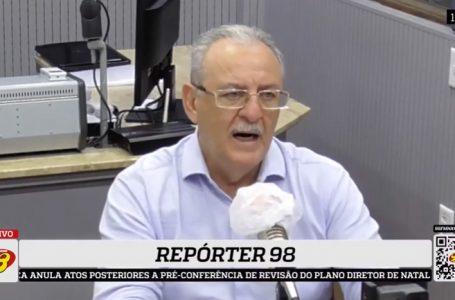 Repórter 98: 'Natal conseguiu dominar o coronavírus', diz secretário municipal de Saúde