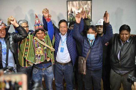 Boca de urna aponta vitória no 1º turno de Luis Arce nas eleições presidenciais da Bolívia
