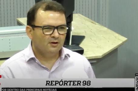 Robson Gomes, analista da Gestus, detalha no Repórter 98 as vantagens do sistema PIX