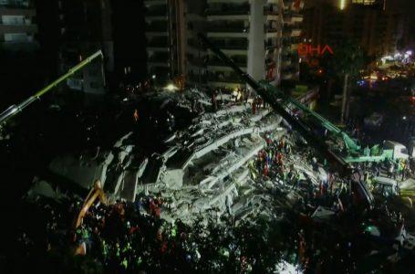 Número de mortos por terremoto na Turquia sobe para 51