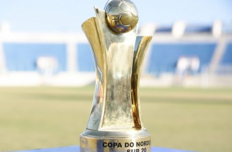 Vai começar a Copa do Nordeste sub-20