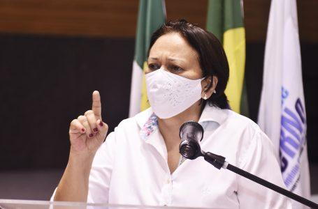 Fátima rebate Bolsonaro após acusação de desvio na aplicação de verbas para Covid
