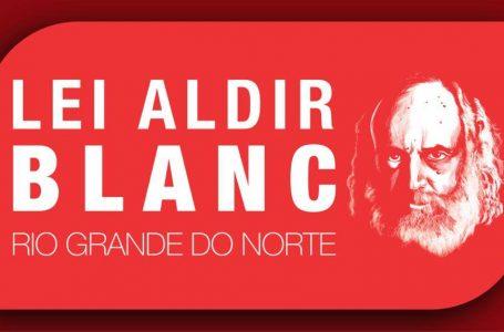 Estão abertas inscrições para cinco editais da Lei Aldir Blanc