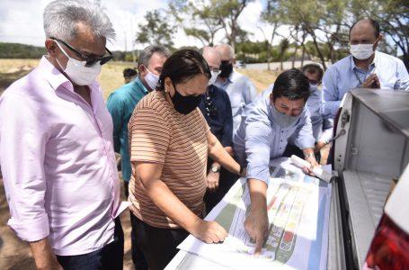 Governo do RN solicita nova licitação para obra de parque na Via Costeira
