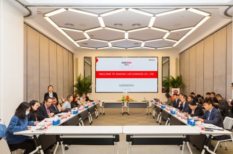 Anvisa inicia inspeção na China para verificar produção da CoronaVac