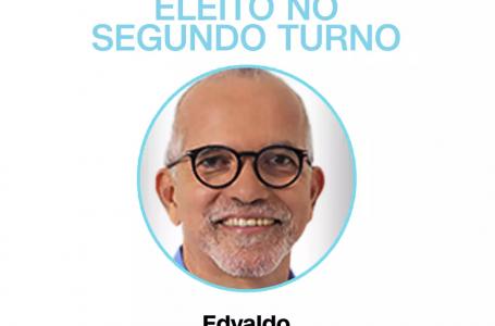 Edvaldo Nogueira (PDT) é reeleito prefeito de Aracaju