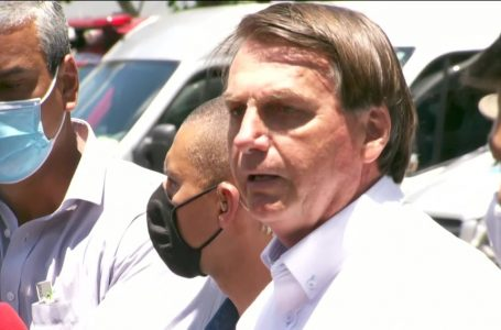 Bolsonaro diz que houve fraude nas eleições nos EUA
