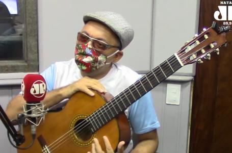 Músico potiguar Carlos Zens lança seus álbum em plataformas digitais [VÍDEO]