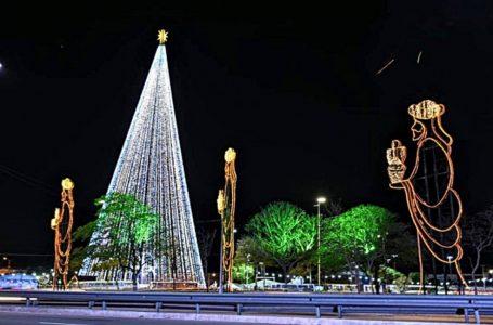 Prefeitura de Natal irá reaproveitar decoração natalina e programação de fim de ano será em formato virtual