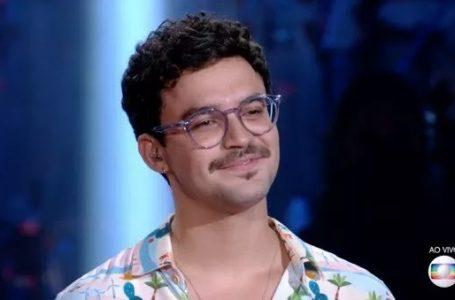 Cantor potiguar Filipe Toca se despede do The Voice Brasil