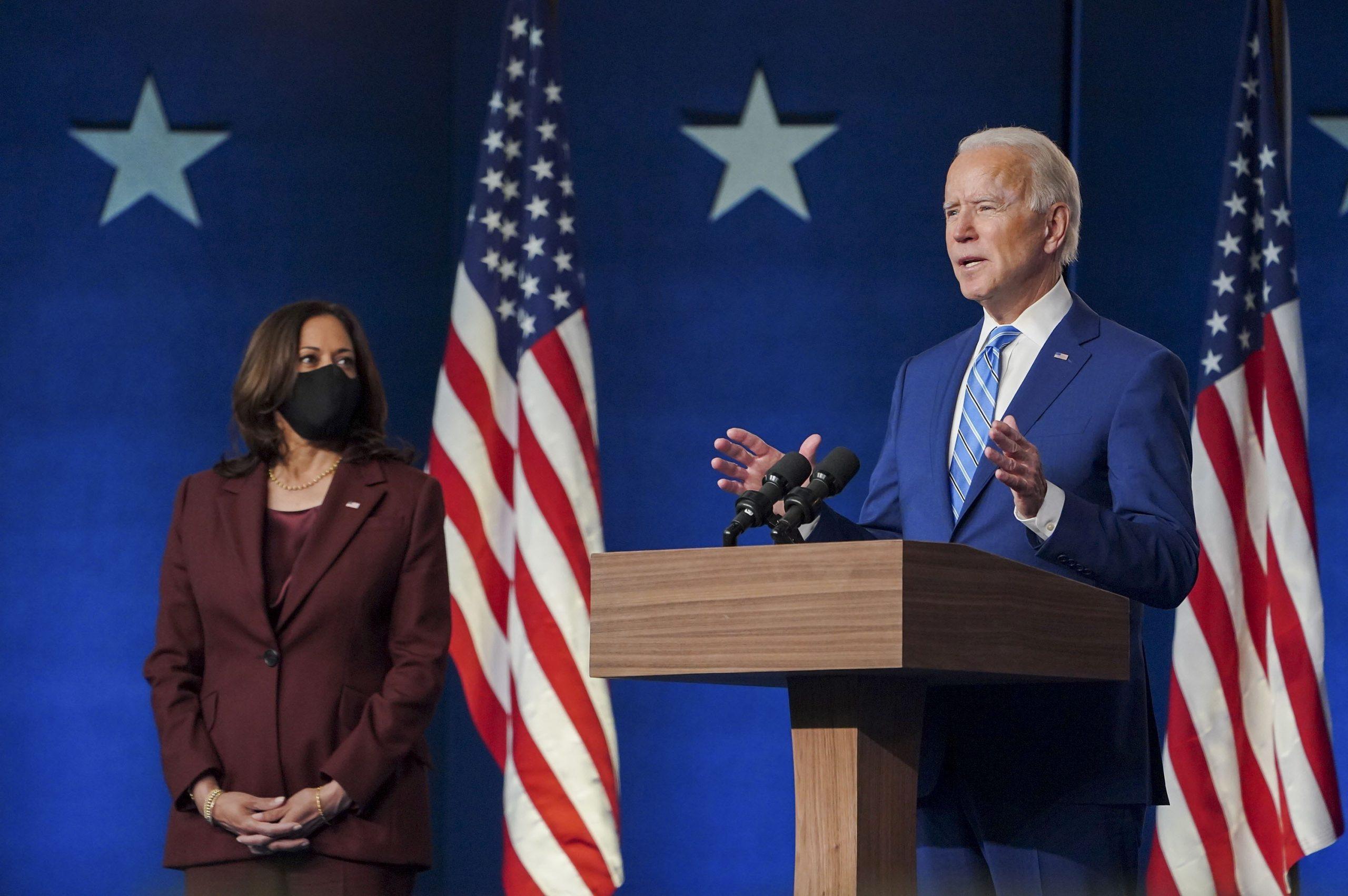 Joe Biden toma posse como presidente dos Estados Unidos
