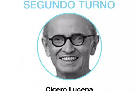 Cícero Lucena (PP) é eleito prefeito de João Pessoa