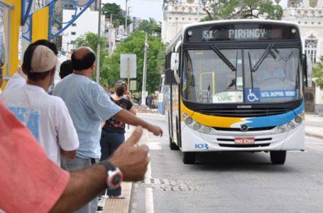 Câmara aprova redução de imposto para manter frota de 100% de ônibus nas ruas