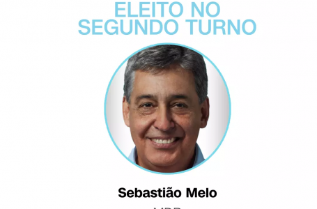 Sebastião Melo (MDB) é eleito prefeito de Porto Alegre
