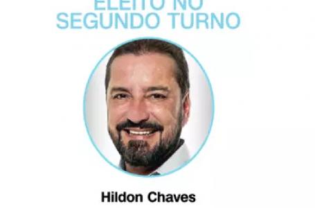 Hildon Chaves (PSDB) é reeleito prefeito de Porto Velho