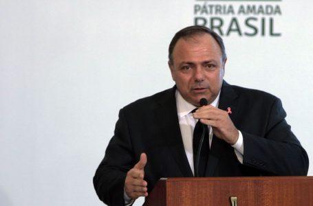 Comissão do Congresso quer ouvir Pazuello sobre testes de Covid retidos