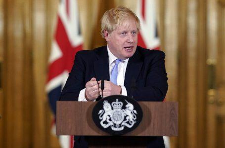 Reino Unido anuncia novo lockdown, válido até o início de dezembro
