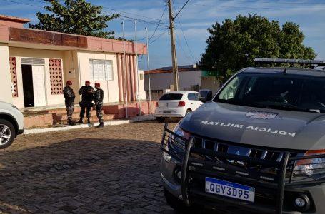 Operação do MP cumpre mandados contra prefeito de Caiçara do Rio do Vento