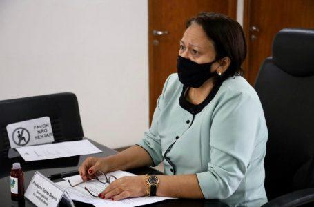 No que compete ao Estado, tudo está pronto para iniciar vacinação, diz Fátima