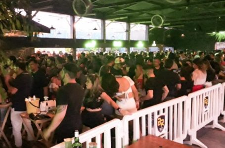 Em Natal, bares e casas de shows que não cumprem medidas contra covid-19 serão interditados