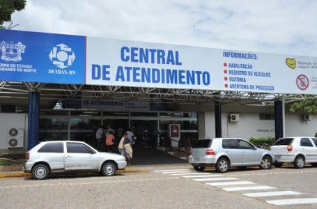 Detran-RN suspende atendimento presencial na unidade do Shopping Via Direta