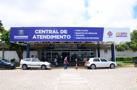 Detran-RN suspende hoje o atendimento ao público na unidade da Central do Cidadão de Assu para sanitização