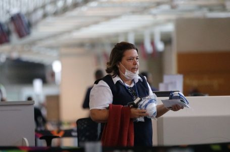 Anvisa inspeciona voos procedentes do Reino Unido