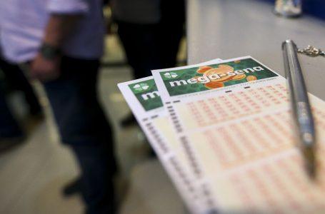 Ninguém acerta a Mega-Sena e prêmio principal acumula em R$ 32 milhões