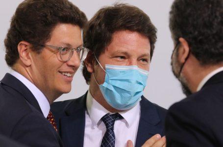 Mário Frias é levado a hospital após sofrer princípio de infarto