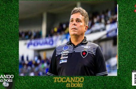 Recém contratado pelo América, Evaristo Piza falou com exclusividade para o Tocando a Bola