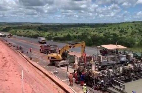 EXCLUSIVO: Ministro da Infraestrutura garante a entrega de 6 km da Reta Tabajara em março