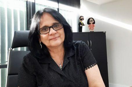 EXCLUSIVO: Ministra Damares fala sobre ações para conter violência contra idosos no RN