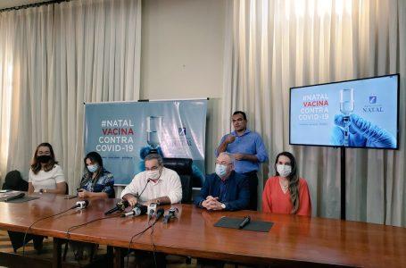 Prefeitura de Natal apresenta plano de vacinação contra Covid-19; Confira