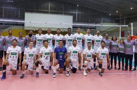Na estreia da Superliga B, Unimed/Aero perde para o líder da competição