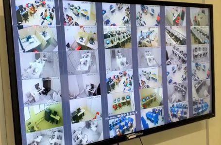 Central de Videomonitoramento é implantada para prova teórica de Habilitação do Detran/RN