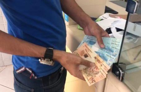 Polícia Federal prende homem em Mossoró acusado de receber dinheiro falso através dos Correios