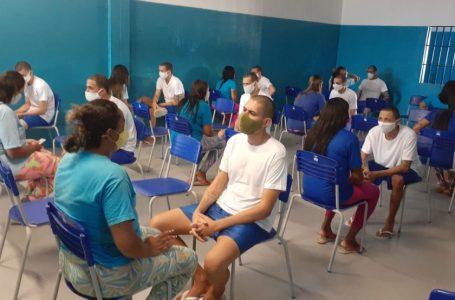 Sem casos confirmados de covid-19, visitas presenciais são retomadas na Penitenciária de Alcaçuz