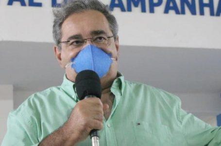 Prefeito Álvaro Dias será o primeiro a tomar vacina em Natal