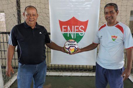 Nova diretoria da FNFS apresenta as primeiras conquistas