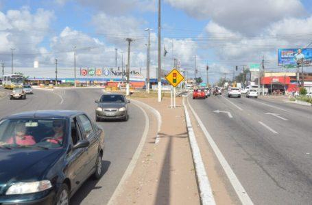 Avenida Tomaz Landim será interditada parcialmente a partir da próxima terça-feira (26)