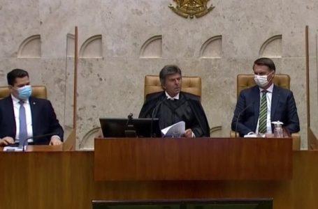 Ano Judiciário é aberto com sessão solene em formado híbrido